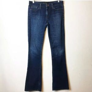 Joes Jeans Blue The Icon Bootcut Jeans
